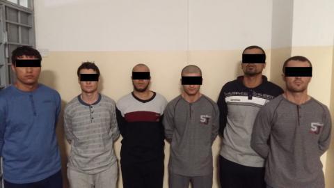 Подозреваемые вподготовке терактов задержаны вАлматы