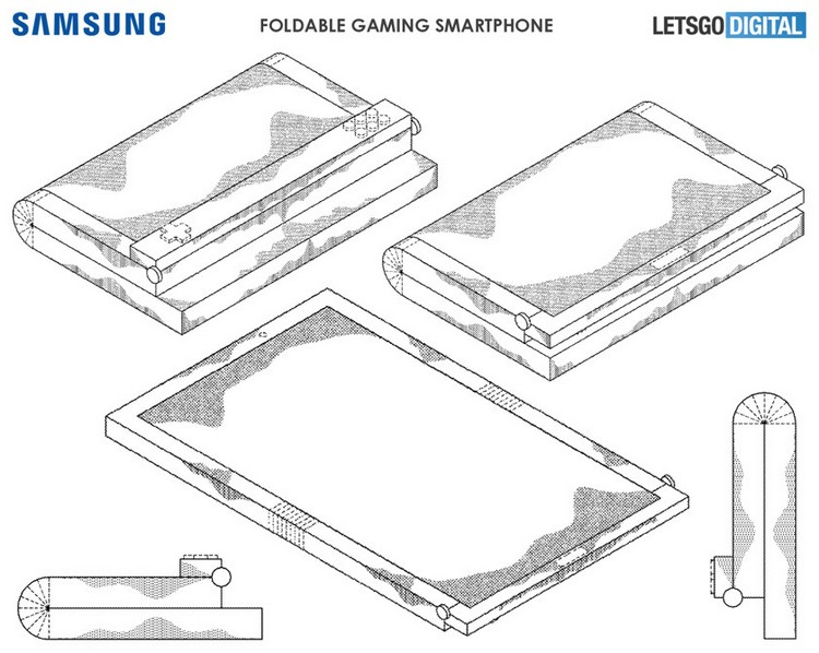 Самсунг представил модуль памяти для телефонов объемом 1 TB