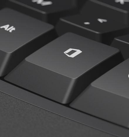 Microsoft желает добавить в обычную клавиатуру новейшую клавишу