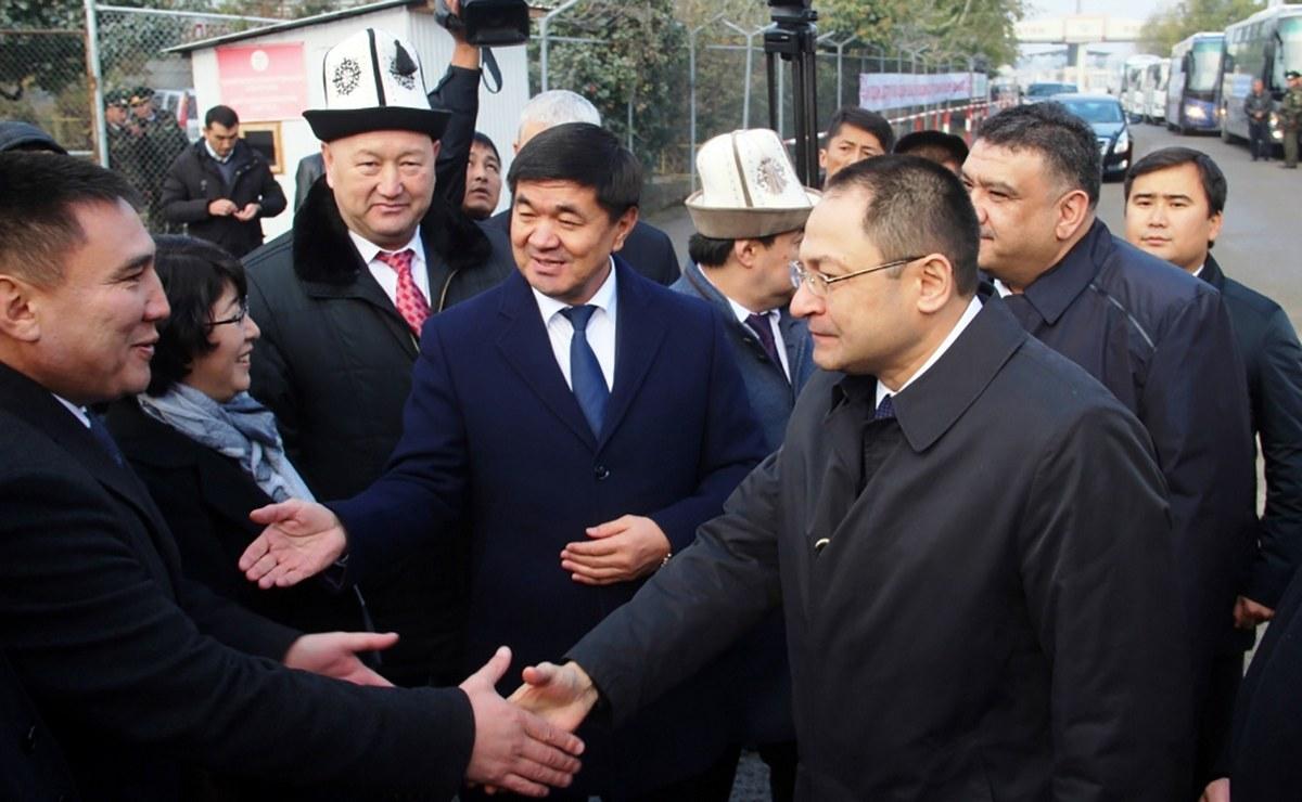 ВОшприбыла делегация Узбекистана— Ответный визит дружбы