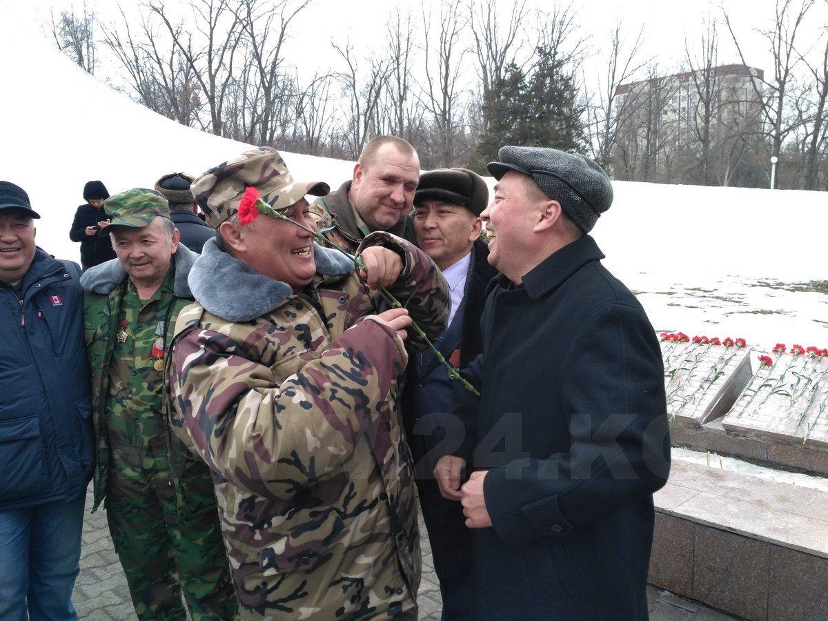 ВТетюшах прошел митинг, посвященный выводу советских войск изАфганистана