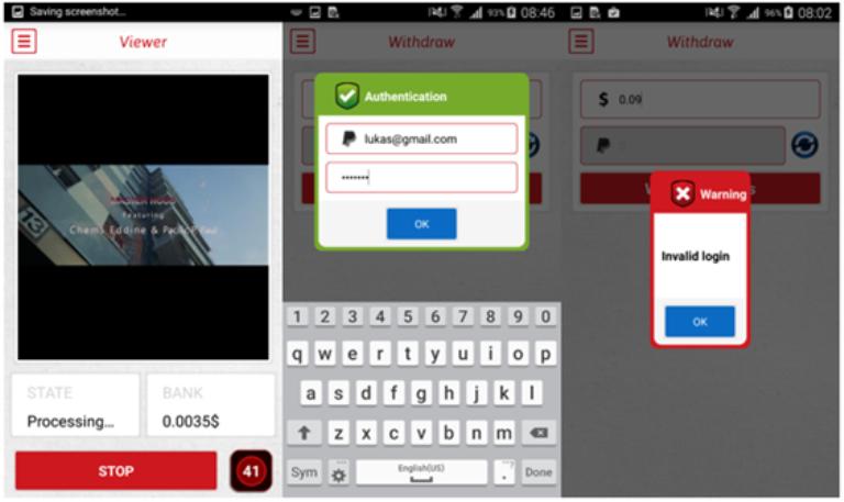 НаGoogle Play отыскали ворующее деньги приложение