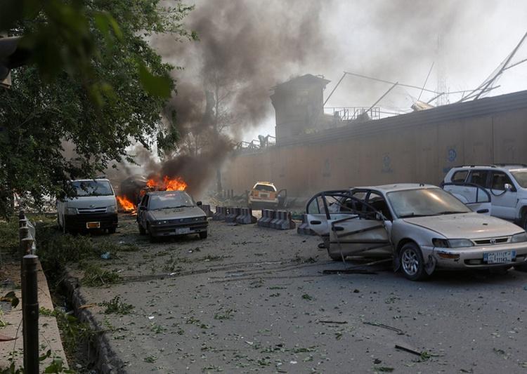Число жертв взрывов вКабуле достигло 20 человек