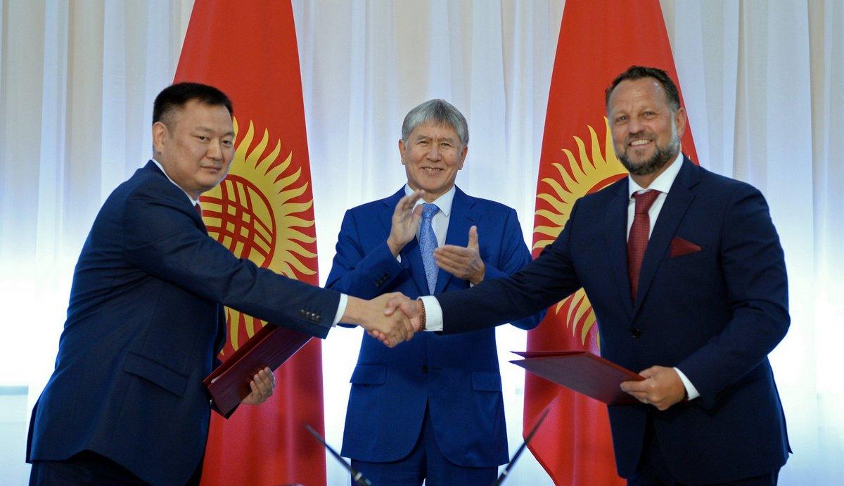 Руководитель канцелярии президентаЧР лоббировал интересы чешской компании вКиргизии