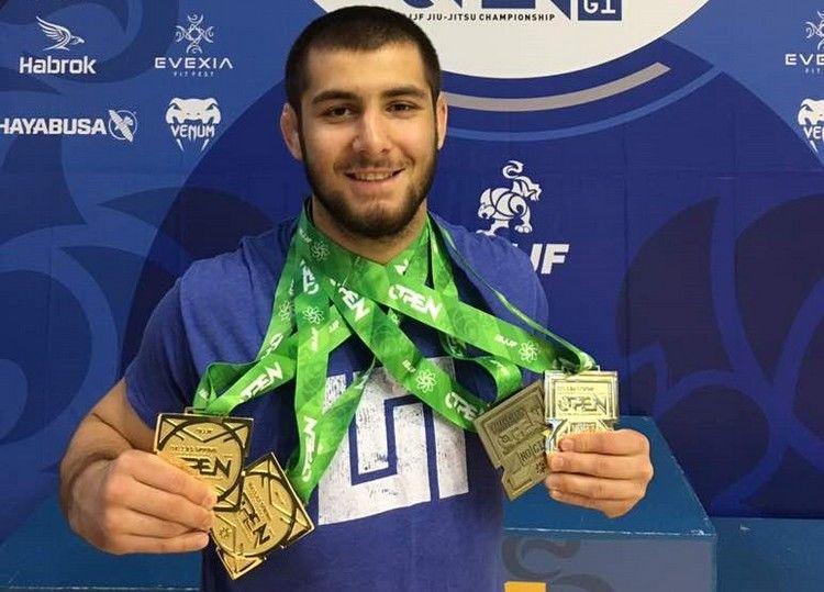 Казахстанская легкоатлетка Рыпакова завоевала золотую медаль наVАзиатских играх вАшхабаде