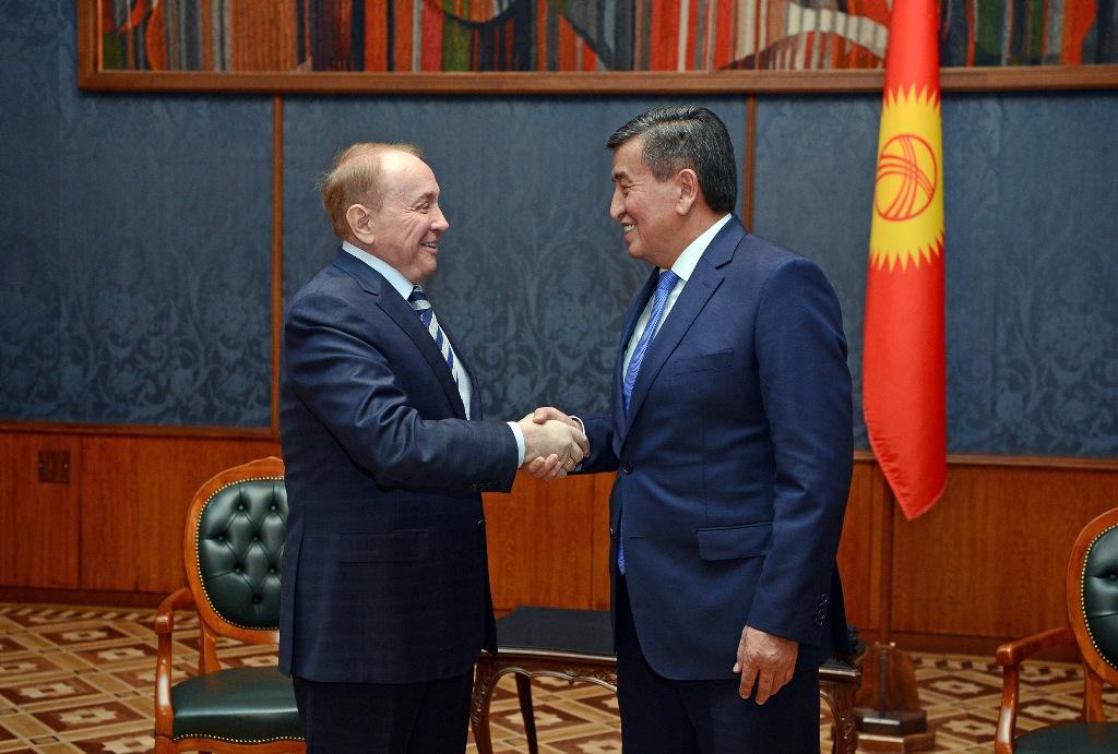 Путин проведет переговоры спрезидентом Киргизии в российской столице