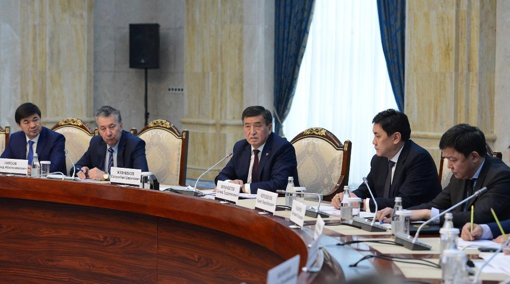 Руководитель Киргизии Сооронбай ратифицировал договор овоенном сотрудничестве сРФ
