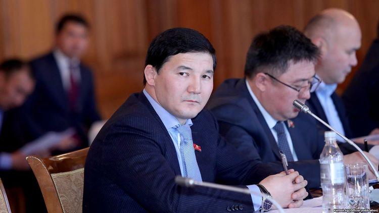 МВДРК: Задержанный депутат Жогорку Кенеша имеет гражданство Казахстана