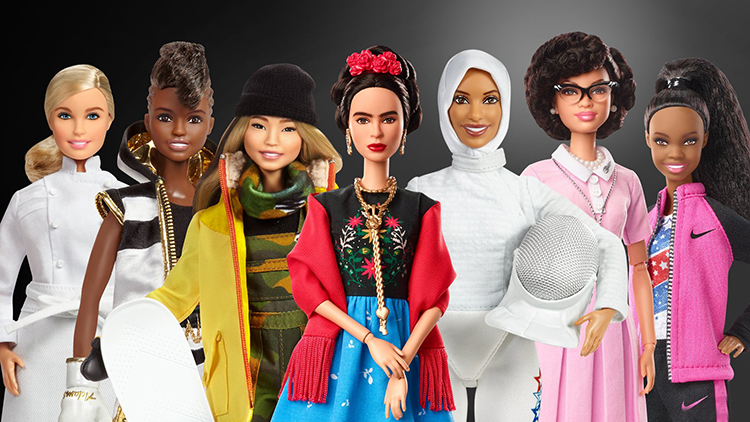 Фрида Кало и остальные известные женщины станут куклами «Барби»