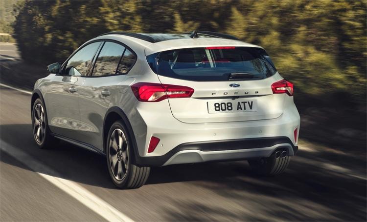 Компания Форд представила Focus обновленного поколения