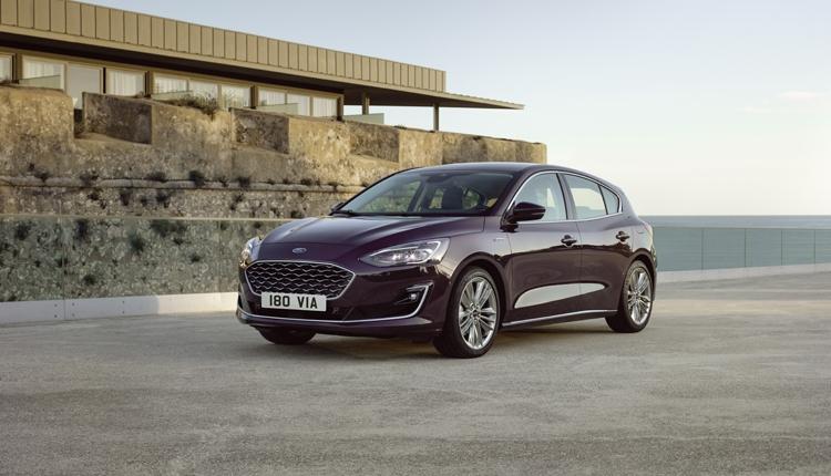 Форд продемонстрировал самую бюджетную версию нового Focus