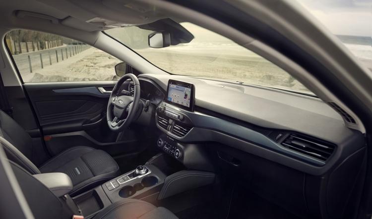 Форд официально представил Focus обновленного поколения