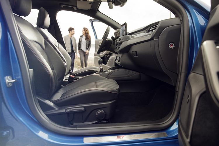Форд продемонстрировал самую бюджетную версию нового хэтчбека Focus