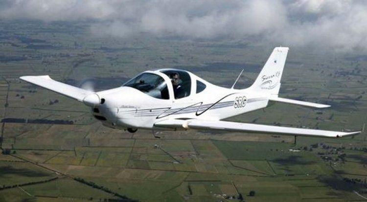 Под Алма-Атой разбился самолет Академии гражданской авиации