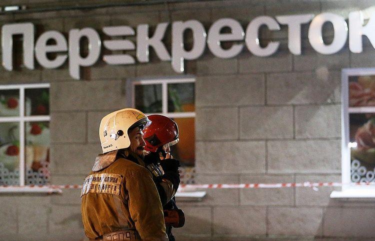 ФСБ схвачен  исполнитель теракта всупермаркете Санкт-Петербурга