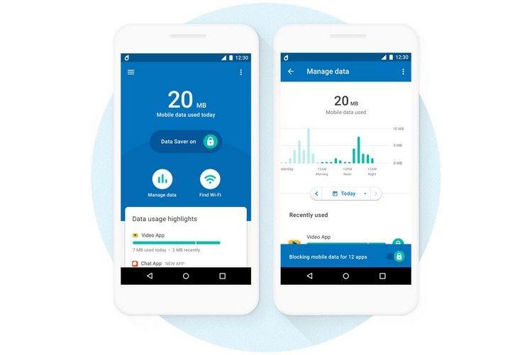 Приложение Datally отGoogle несомненно поможет сэкономить интернет-трафик на телефонах