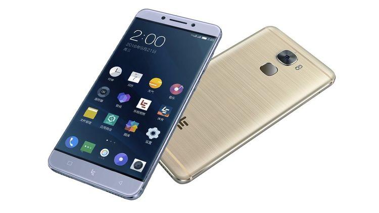 LeEco желает выпустить смартфон сизогнутым по краям дисплеем