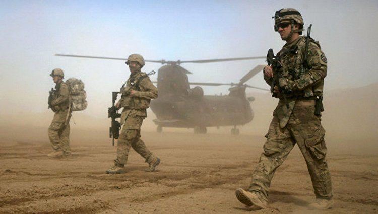 Затраты США наоперацию вАфганистане составят $45 млрд в этом 2018-ом