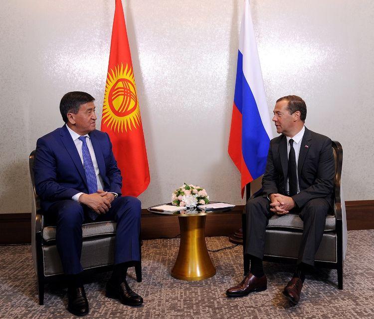 Кыргызстану удалось справиться риски финансового спада впериод адаптации вЕАЭС— Жээнбеков