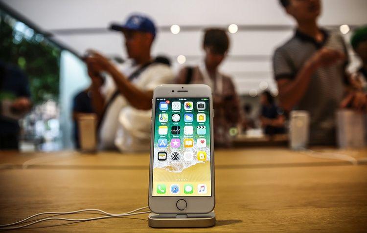 ВiPhone 8 обнаружили серьезный дефект