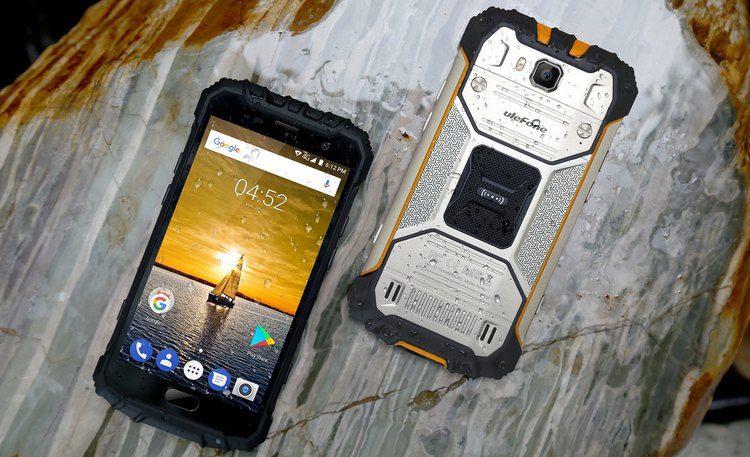 Ulefone Armor 2: представили «неубиваемый» смартфон с6 ГБоперативной памяти