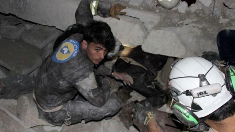 США проверят сообщения о смерти 40 граждан при авиаударе поСирии