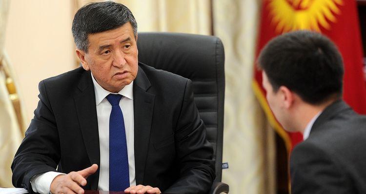 Премьер Киргизии подал вотставку