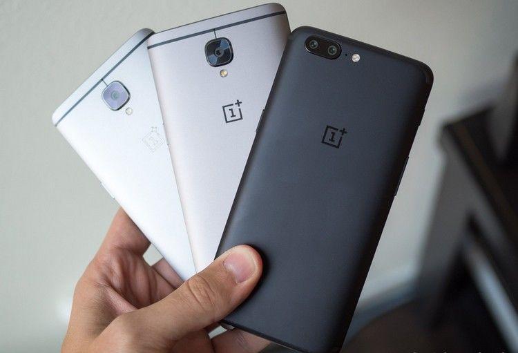 «One Plus 5» назван самым мощным вмире телефоном