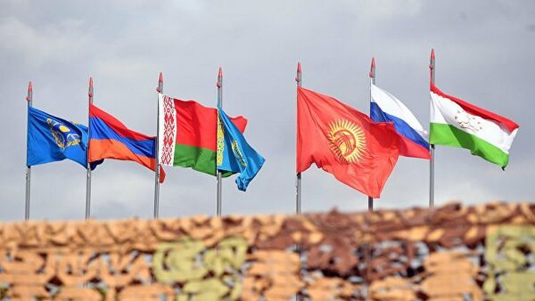Совещание  глав стран  ОДКБ вузком составе