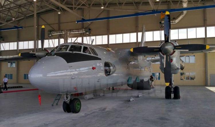 Предоставленные Россией самолеты помогут ввыполнении военных задач— Генштаб Киргизии