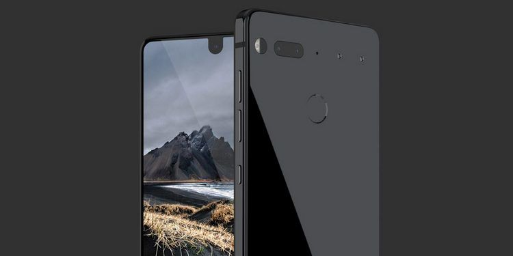 Альтернатива iPhone? Новый Essential Phone на базе андроид